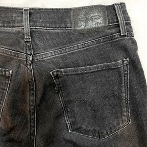 Levi's Denim Skinny Jeans Wmns